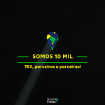 Brasil Fretes atinge a marca de 10 mil fãs no Facebook!